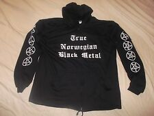 DARKTHRONE-HOODED ZIPPED SWEATSHIRT PANZERFAUST NEW RARE!!!