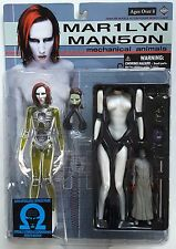 MARILYN MANSON Mechanical Animals Action Figure from The Dope Show video