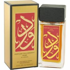 Perfume Calligraphy Rose By Aramis 3.4 oz /100 ML Eau de Parfum Spray NEW IN BOX