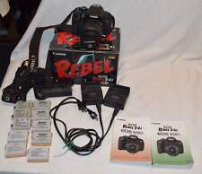 Canon EOS Rebel T4i / EOS 650D 18.0 MP Digital SLR Camera - Black  18-55mm