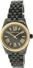 Michael Kors Women's Lexington MK3299 Black Ceramic Quartz Watch