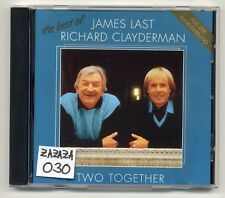 James Last Richard Clayderman CD Two Together - the best of  CLUB EDITION 307397