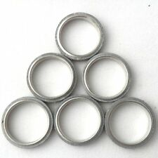 6 X EXHAUST GASKET GY6 50cc 125CC 150cc GY6 Scooter Moped ATV QUAD SUNL ROKETA