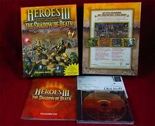 Heroes of Might and Magic 3  III: The Shadow of Death  - Ubi Soft 2000