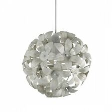 Modern Unique Flower Metal Lightshade Light Pendant lampshade  Cream and Gold