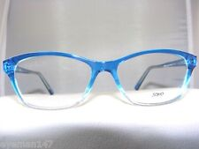 NEW SOHO 124 BLUE GRADUAL EYEGLASS FRAME