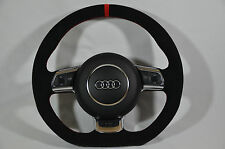 AUDI R8 STEERING WHEEL RS3 S5 RS6 RS4 RS5 S3 TTS S-LINE R8GT S4 S6 TTRS A3