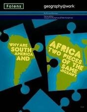 geography@work1: Why are South America and Africa two pieces of the same jigsaw?