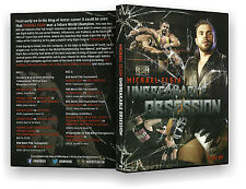 Ring of Honor ROH- Michael Elgin: Unbreakable Obsession DVD 2 Disc Set Pre-Owned