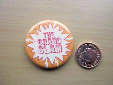 Vintage - The Grand Slam - Badge