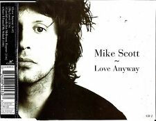 Mike Scott ( Waterboys) , 4 track cd - Love Anyway