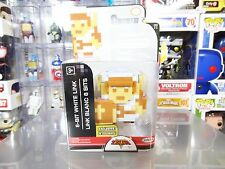World of Nintendo Legends of Zelda 8-Bit White Link Exclusive