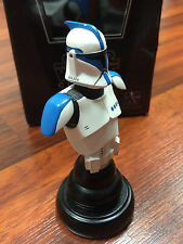 Star Wars Limited Edition Lieutenant Clone Trooper Bust Used by Gentle Giant
