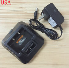 BAOFENG Radio Original Desktop Charger fit for BAOFENG UV-5R US Seller