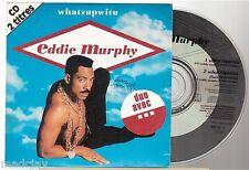 MICHAEL JACKSON whatzupwitu CD SINGLE france french card sleeve EDDIE MURPHY
