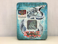 YU-GI-OH! 2006 CYBER DRAGON COLLECTABLE TIN - NEW, IN PLASTIC WRAP