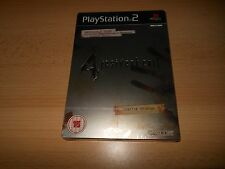 Resident Evil 4 Limited Edition  PS2 Game *Brand New Sealed*