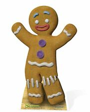 Gingy from Shrek Cardboard Cutout  Stand Up Standee Childrens Parties & Events!