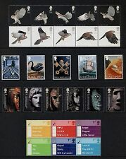 GB GREAT BRITAIN 2003 COMPLETE ALL SETS FOR YEAR U/M/MINT MNH ALL MINI SHEETS