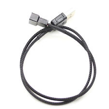 USB A male to Fan 3-Pin 3pin /4-Pin 4pin Adapter Cable for 5V PE