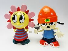 PARAPPA THE RAPPER Dancing PARAPPA & Sunny Funny Set of 2 MEDICOM TOY JAPAN
