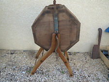ANCIENNE BARATTE A BEURRE FRENCH ANTIQUE OLD BUTTER CHURN ART POPULAIRE