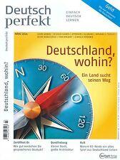 Deutsch perfekt, Heft März 03/2016: Deutschland, wohin? +++ wie neu +++