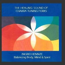 USED (GD) The Healing Sound Of Chakra Tuning Forks (2010) (Audio CD)