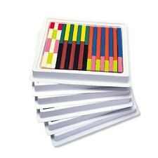 Learning Resources - Plastic Cuisenaire Rods Classroom Set (Set of 444)