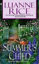 BUY 2 GET 1 FREE Summer's Child by Luanne Rice (2005, Paperback)