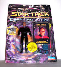 Star Trek Benjamin Sisko Action Figure Deep Space Nine 1993 Playmate NEW MOC NIB