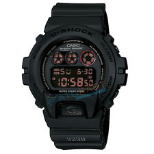 *New* Casio G-Shock DW-6900MS-1 Electro-Luminescent Backlight Watch Brand