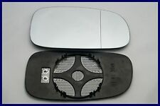 SAAB YS3E YS3G 9-3 9-5 2003-12 WING MIRROR GLASS ELECTRIC/  HEATED RIGHT CLIP ON