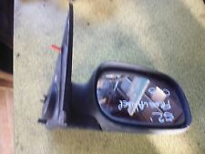 2002 LAND ROVER FREELANDER DRIVER'S SIDE MANUAL  WING MIRROR