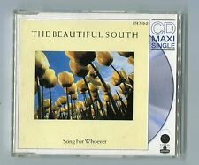 Beautiful South cd-maxi SONG FOR WHOEVER © 1989 - 874 749-2 - German-3-Track-CD