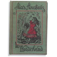Vintage Book Kindle Case - Alice In Wonderland - Kindle 4