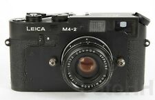 "RARE LEICA M4-2 ""POST"" WITH A ATTACHED LEITZ CANADA SUMMICRON-M 1:2.0/35MM"