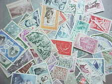 50 DIFFERENT MONACO STAMP COLLECTION - LOT