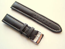 CORREA BREITLING NEGRA 20/18 GENUINE BREITLING BLACK STRAP WITH BUCKLE