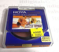 Hoya 49mm FL-DAY FL-D Daylight Balance Lens Filter Fluorescent 49 mm Japan Coate