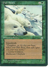 MAGIC THE GATHERING ICE AGE GREEN PALE BEARS
