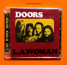 The Doors , L.A. Woman  ( CD_Super Audio CD_Analogue Productions )