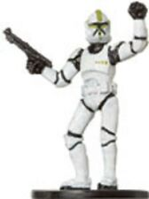 Star Wars Miniatures Cs-Clone Trooper Sergeant