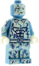 Custom Minifigure Iceman Superhero Xmen Batman Printed on LEGO Parts