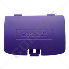 Raisin (violet) nintendo game boy color neuf batterie de remplacement porte couverture gbc