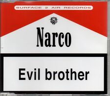 NARCO - EVIL BROTHER - 2005 CD SINGLE