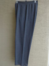 NEW  WOMENS JUST MY SIZE COMFORT BLEND  FLEECE LINED  SWEAT PANTS CHARCOAL 5X