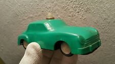 VINTAGE POLICE CAR TOY FRICTION 1960's TATRA CHECH POLAND USSR CCCP SOVIET ERA