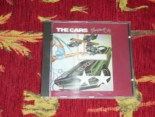The Cars heartbeat city Rare Target  CD  album West Germany