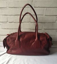 Sac 100% Cuir Marque Coccinelle / bag 100% leather